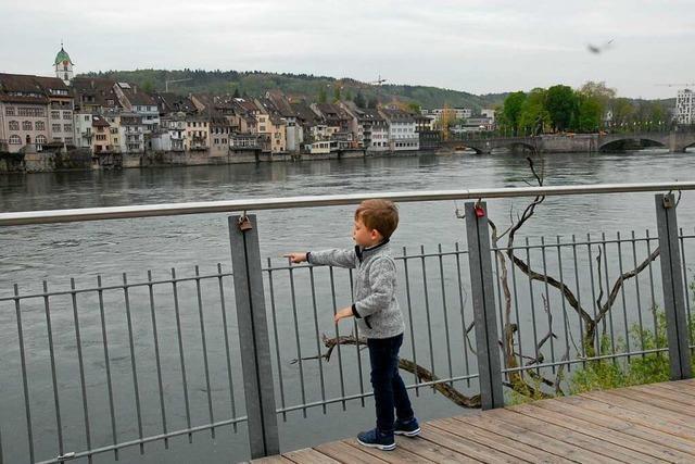 Wo Kinder am Rhein eine Rallye machen können