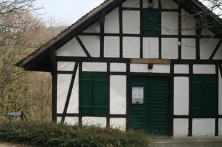 Schützenhaus auf dem Böscherzen