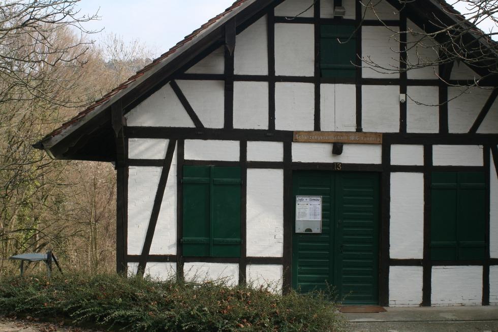 Schützenhaus auf dem Böscherzen - Kandern