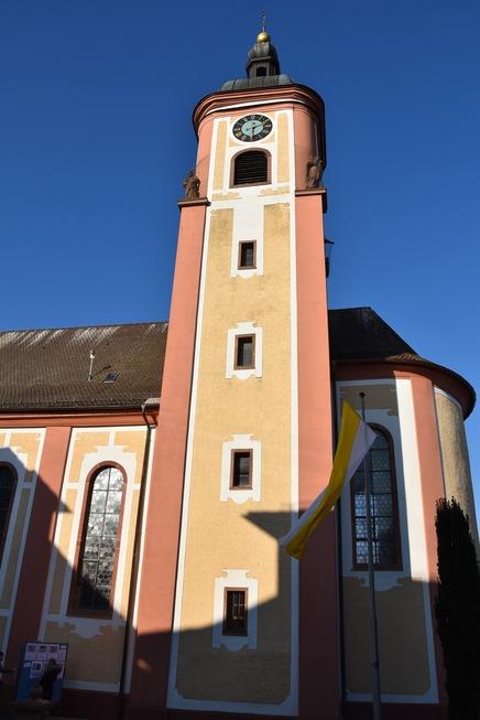 Pfarrkirche St. Vincentius (Neuershausen) - March