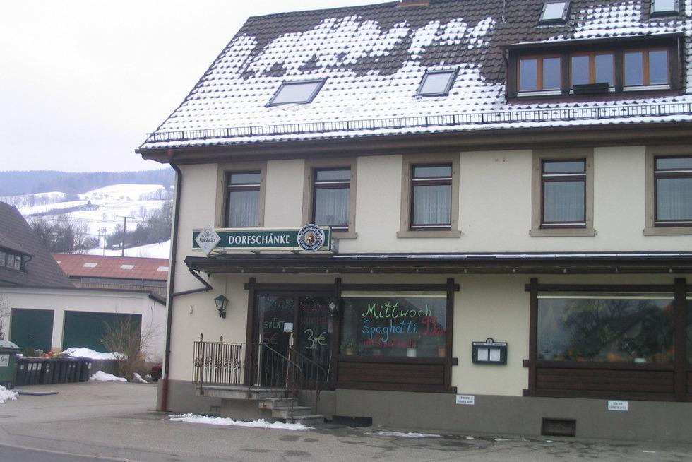 Dorfschänke - Oberried