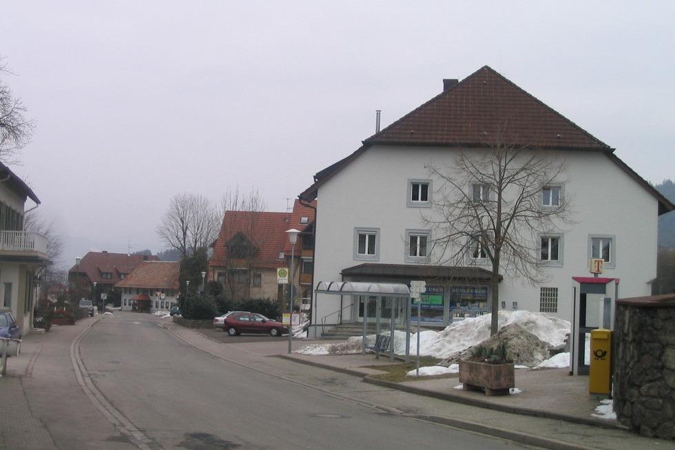 Ortszentrum - Oberried