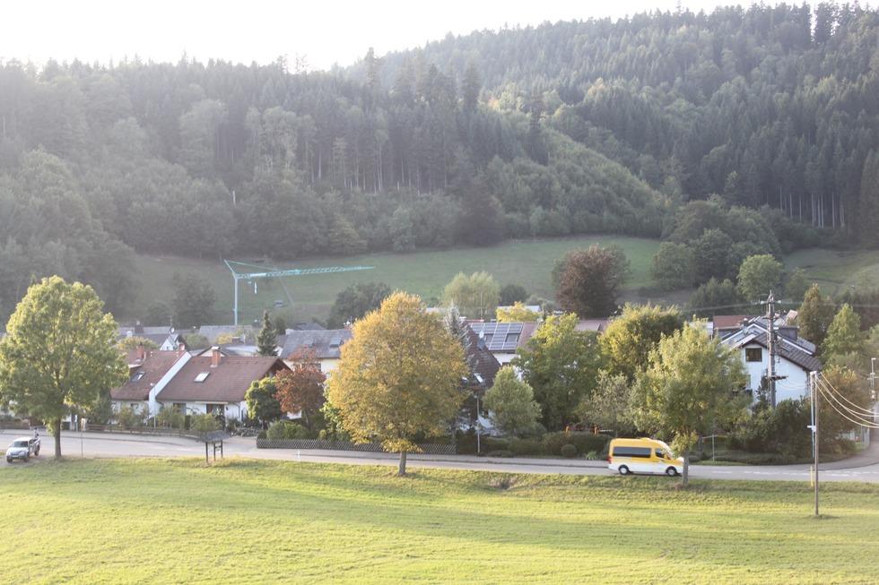Ortsteil Unteribental - Buchenbach