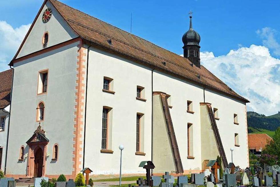 Klosterkirche - Oberried