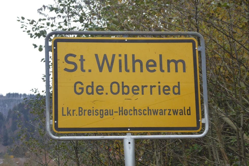 Ortsteil St. Wilhelm - Oberried