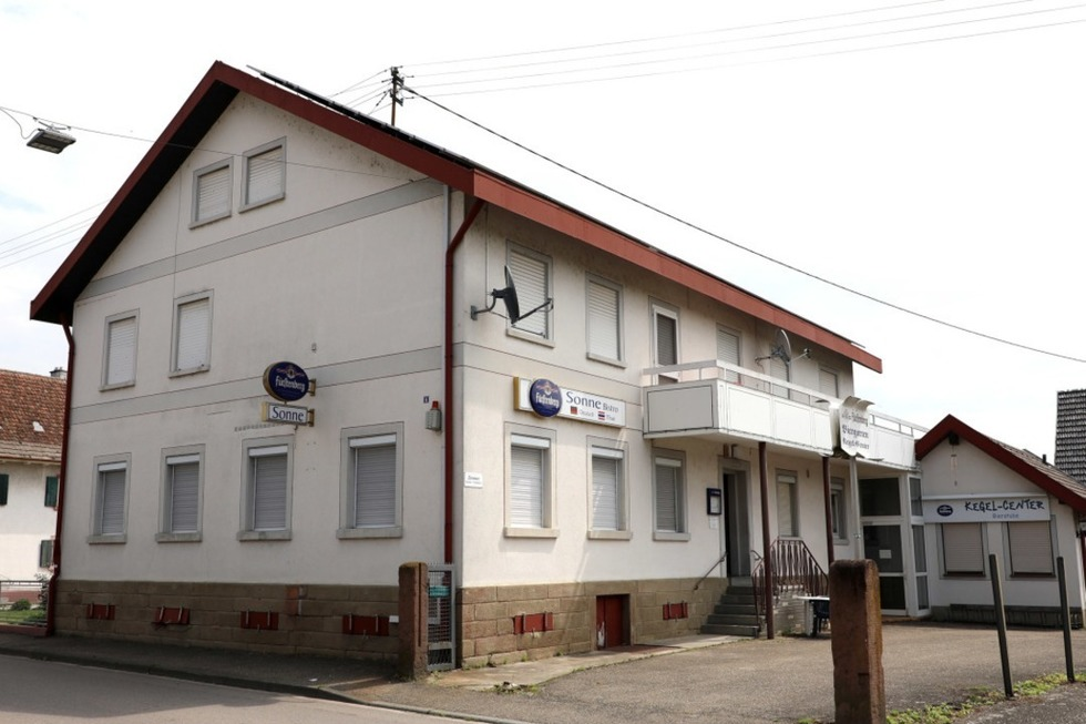 Gasthaus Sonne (Ottenheim) - Schwanau
