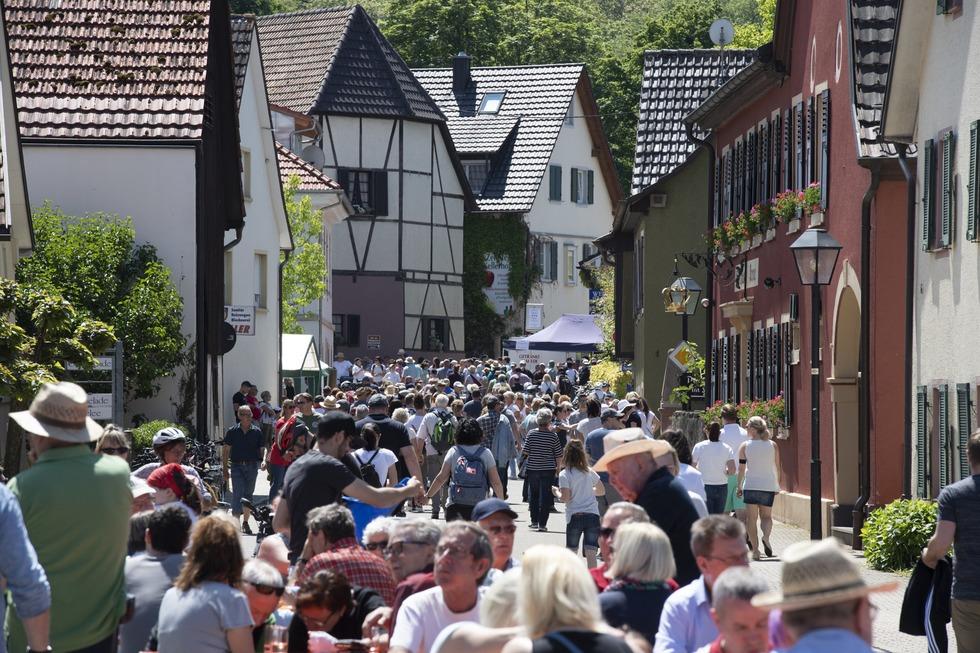 Stadtteil Zunzingen - Müllheim