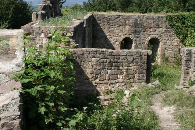 Burgruine Kirnburg