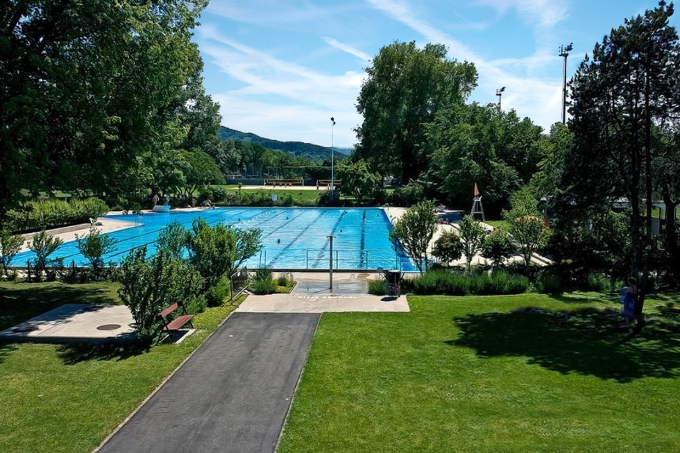 Gartenbad St. Jakob (Sportbad) - Basel