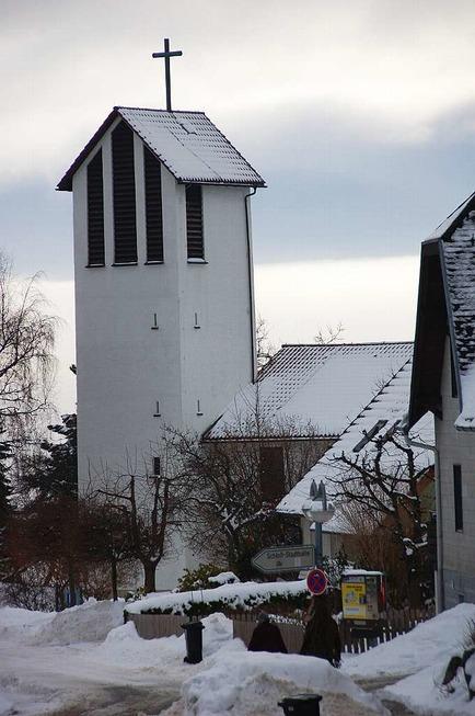 Evangelische Kirche - Bonndorf