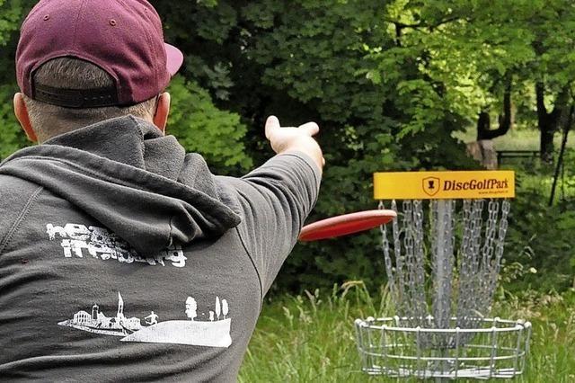 Disc-Golf-Park