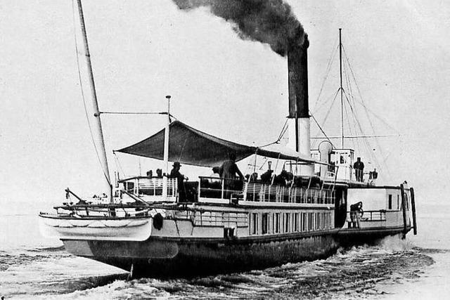 Wie das Teufelsschiff vom Bodensee zur Legende wurde