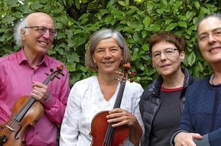 In der Pauluskirche findet ein Klavierquartett-Konzert statt