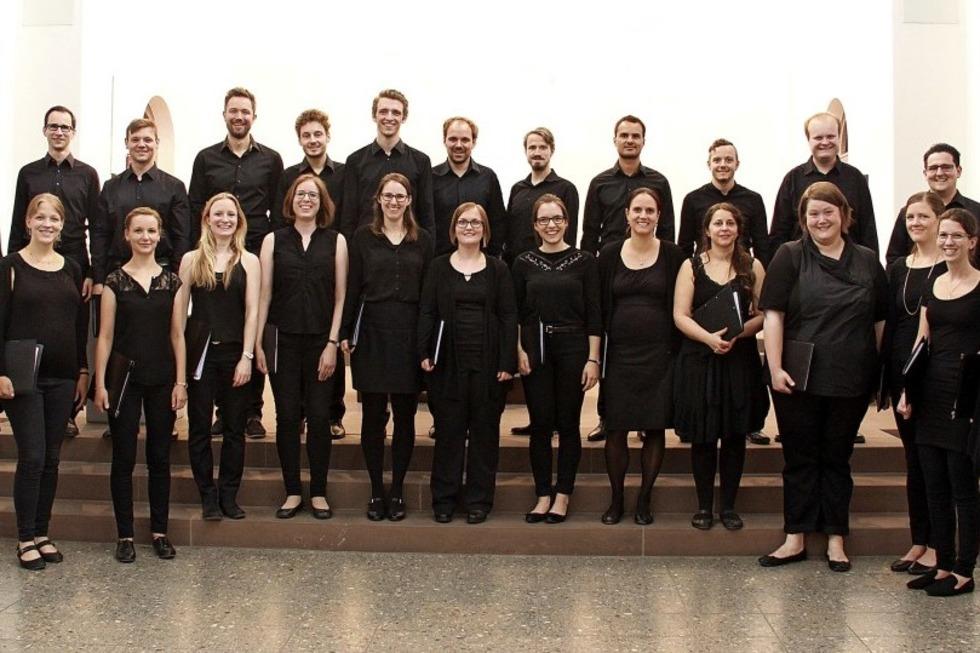 Der Junge Kammerchor Mannheim tourt durch die Region - Badische Zeitung TICKET