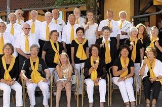 Teninger Gesangverein lädt zum Sommerkonzert