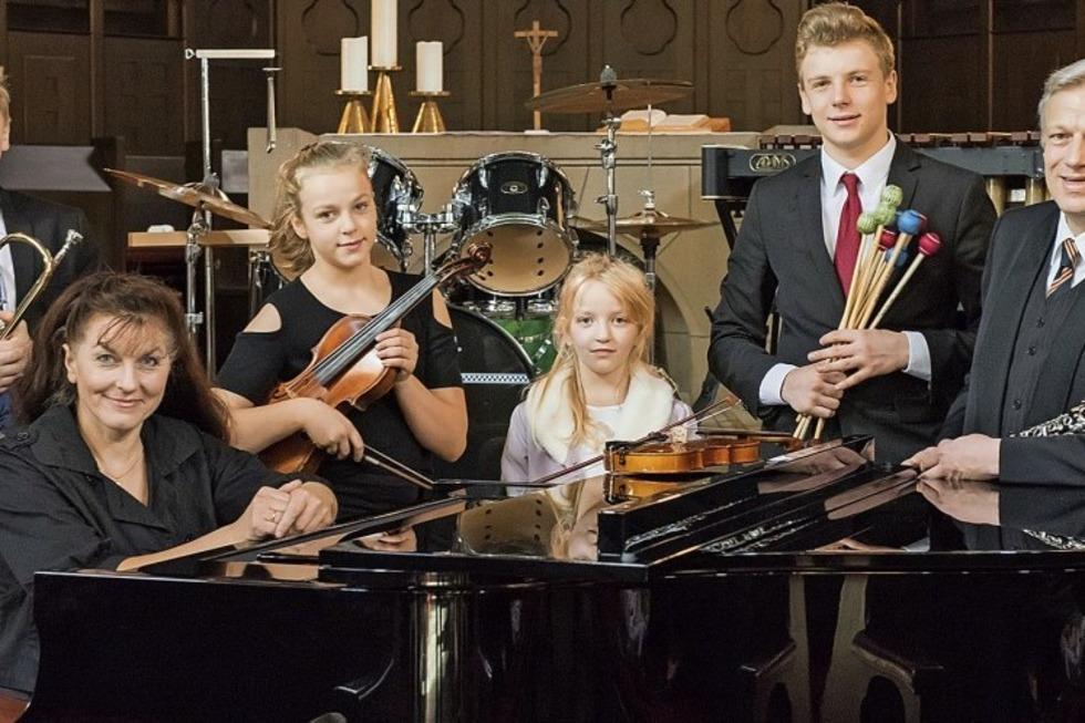 Musikerfamilie Wagner in Titisee-Neustadt - Badische Zeitung TICKET