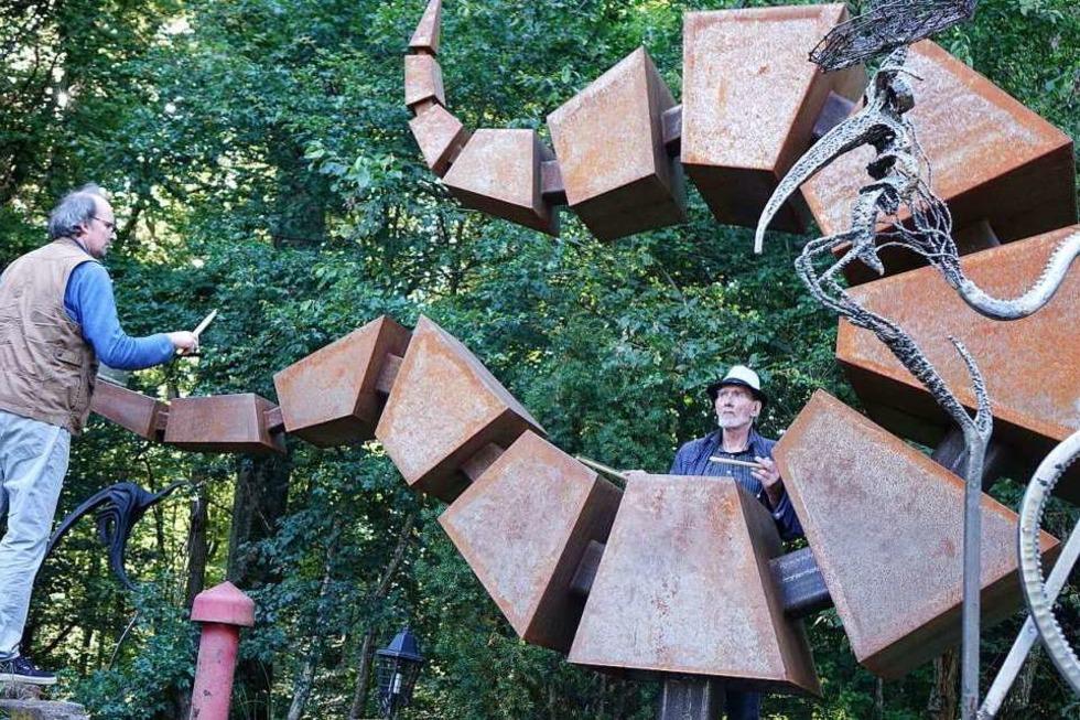 Das Wasserhüsli in Steinen-Hägelberg startet in seine neue Saison - Badische Zeitung TICKET