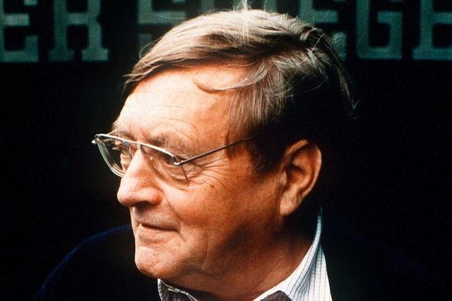 Rudolf Augstein – Kanonier am Sturmgeschütz