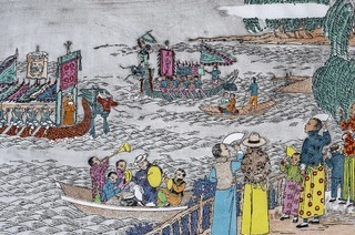 Das Zeit-Areal in Lahr zeigt chinesische Volkskunst aus einer Privatsammlung