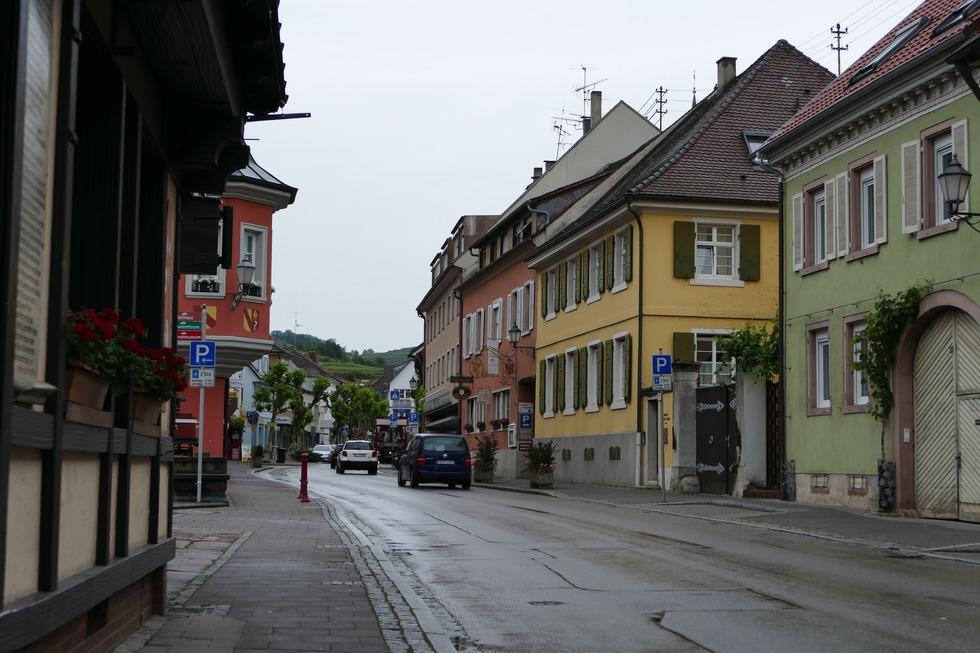 Ortsmitte - Ihringen