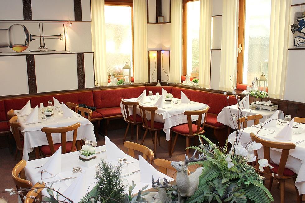 Ristorante-Pizzeria La Famiglia Giusa - Lahr