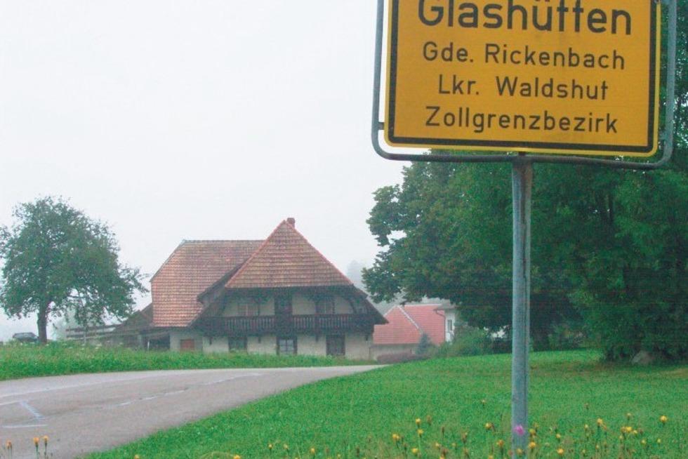 Ortsteil Glashütten - Rickenbach