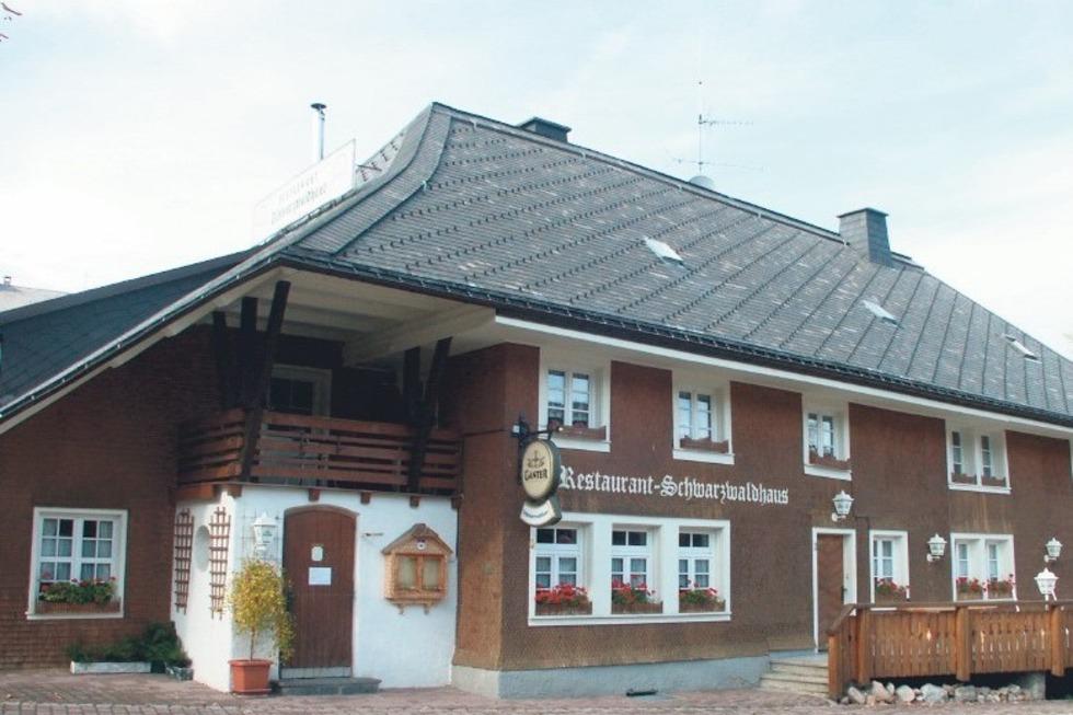 Schwarzwaldhaus (Altglashütten) - Feldberg