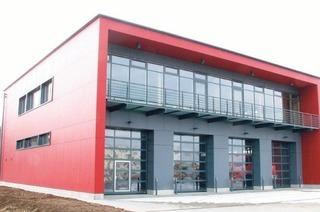 Feuerwehrgerätehaus (Rieselfeld)