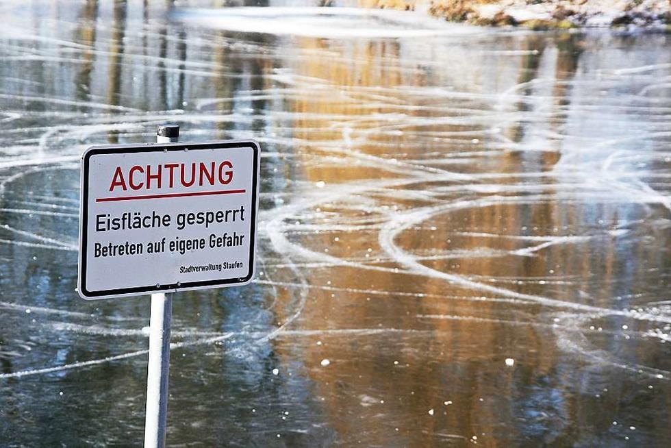Stadtsee - Staufen