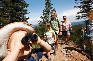 Auf Erlebnispfaden für Kinder lernen Sie den Hochschwarzwald kennen