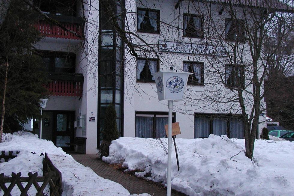 Vesperstube Wickartsmühle - Rickenbach