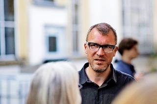 """Andreas Maier liest aus seinem neuen Werk """"Familie"""""""