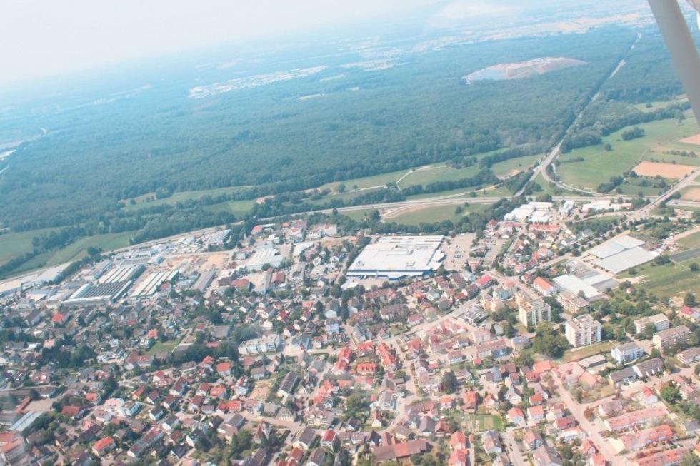 Gewerbegebiet Gundelfingen - Gundelfingen
