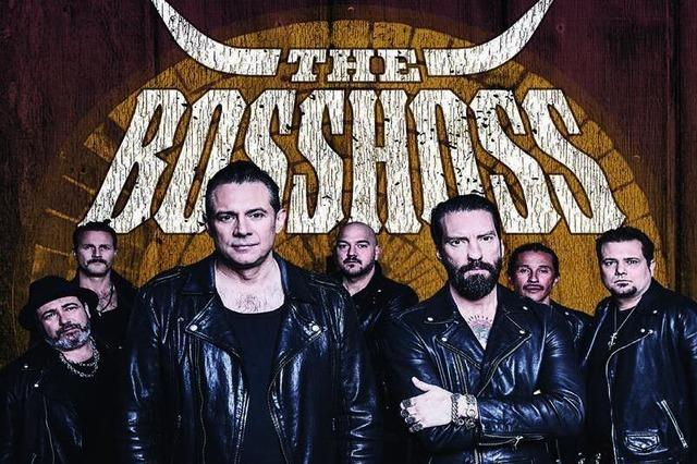 The Bosshoss bei Sommersound VS 2020