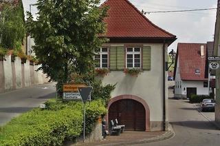Altes Rathaus (Wasenweiler)