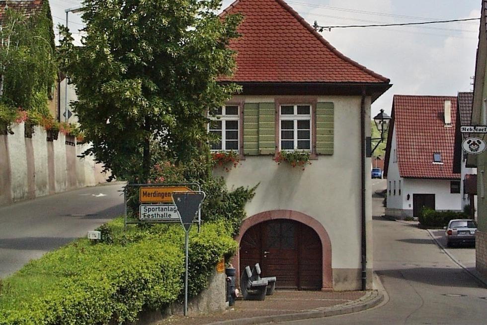Altes Rathaus (Wasenweiler) - Ihringen