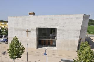 Gemeindezentrum St. Maria Magdalena (Rieselfeld)