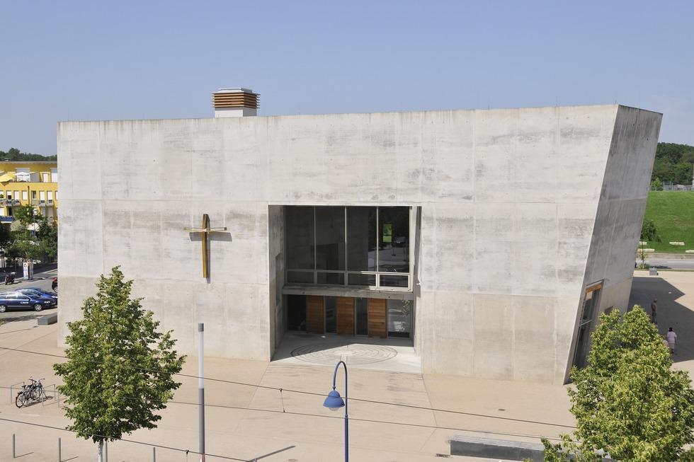Gemeindezentrum St. Maria Magdalena (Rieselfeld) - Freiburg