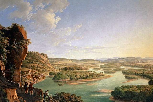 So hat sich der Wald im Rheintal in 200 Jahren verändert
