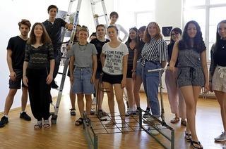 Kunststudium ja oder nein? Ausstellung der Teilnehmerinnen und Teilnehmer am Orientierungsjahr der Kunstschule Offenburg