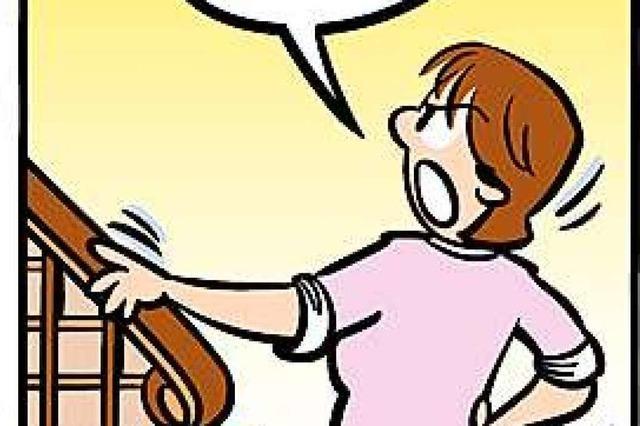Lucy Backfisch: Aufstehen ist schwer