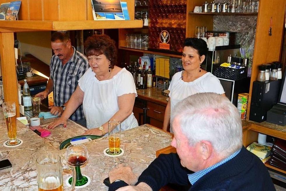 Café Edelweiß Hugsweier (geschlossen) - Lahr