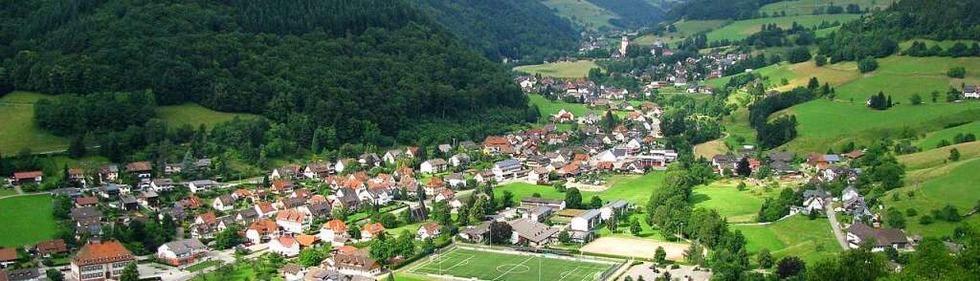 Die Geschichte der Ortsteile Münstertals