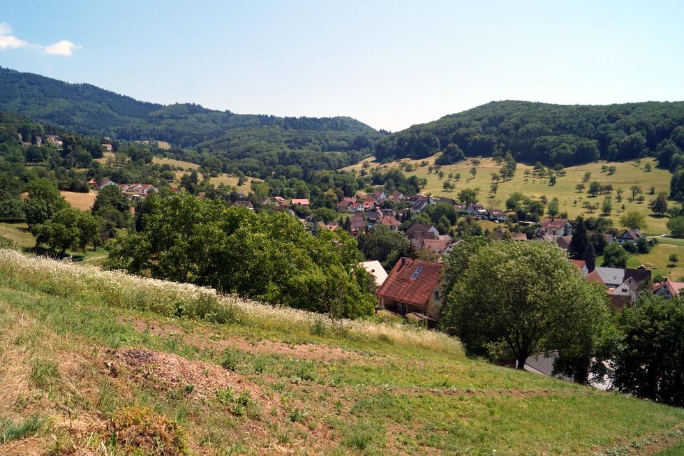 Ortsteil Lipburg - Badenweiler