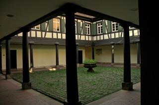 Kreuzgang Altes Kapuzinerkloster