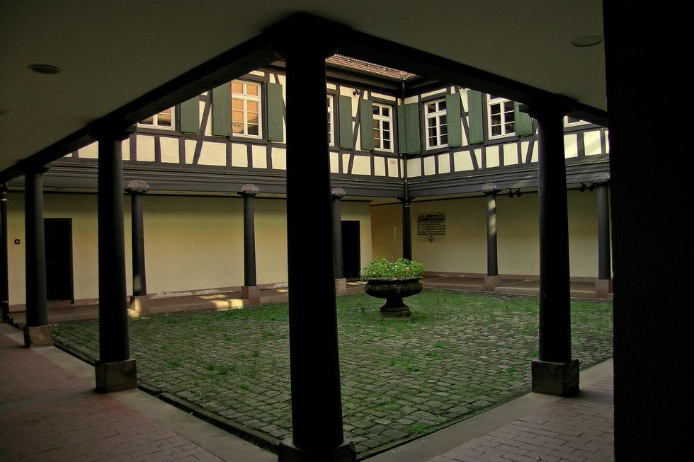 Kreuzgang Altes Kapuzinerkloster - Offenburg