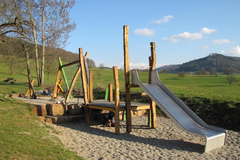 Spielplatz am Kapellenweg - Lahr