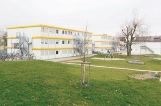 Flüchtlingswohnheim Leinenweberstraße (Hochdorf)