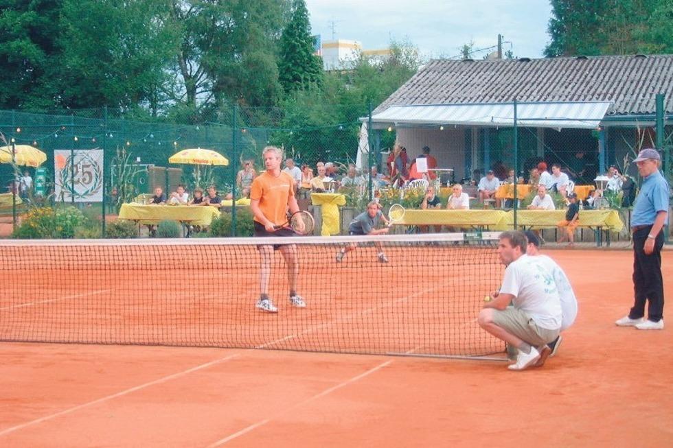 Tennisanlage TC Mundingen - Emmendingen