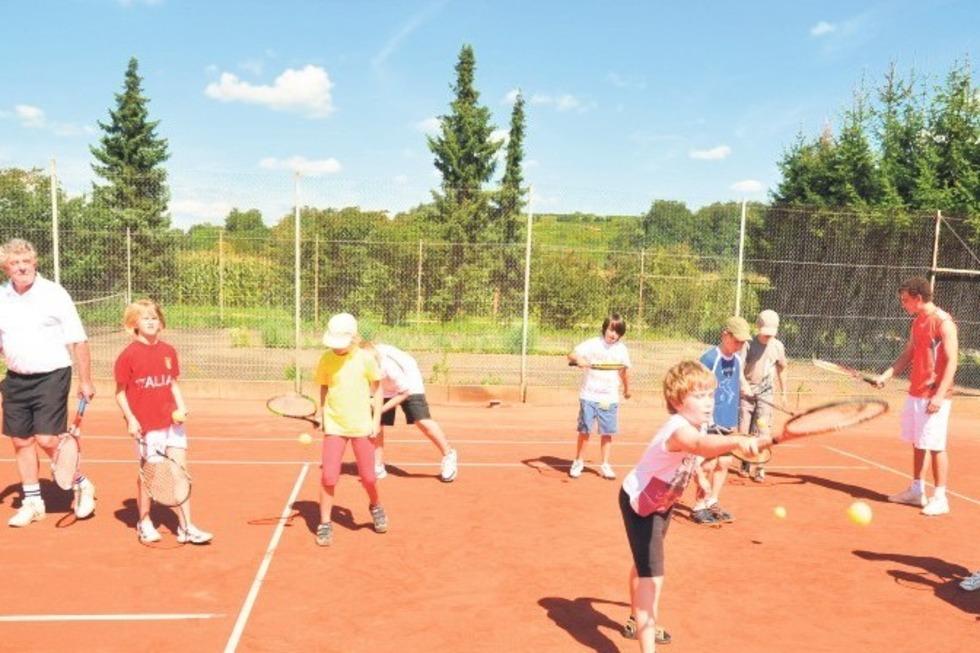 Tennisanlage - Malterdingen